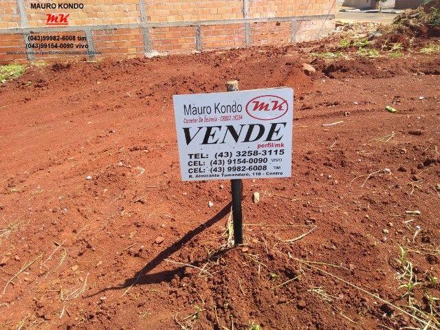 Terreno comercial de esquina com 361,00 m2 no residencial Casagrande em Ibiporã. - Foto 7