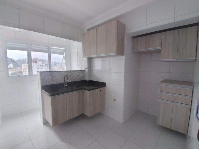 Apartamento à venda com 2 dormitórios em Campo grande, Santos cod:212608 - Foto 3