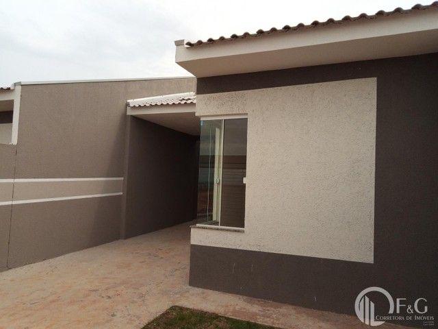 Casa à venda com 2 dormitórios em Cará-cará, Ponta grossa cod:670521.001 - Foto 3