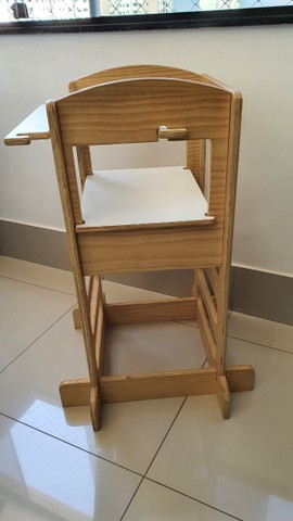 Torre de Aprendizagem Montessori  - Foto 3
