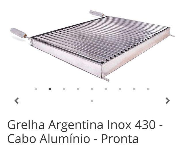 Grelha Argentina parrilla