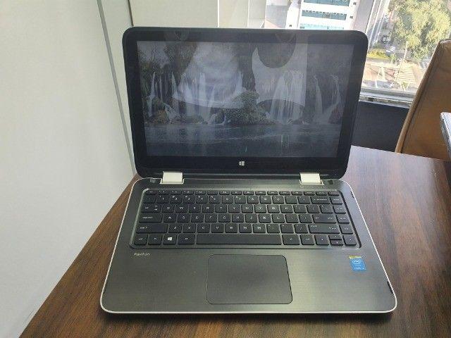 Notebook Hp Hewlett core i3 500GB HD 4GB ram até 12x - Foto 2