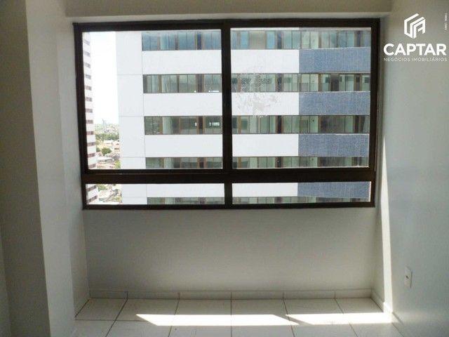 Apartamento 2 Quartos, sendo 1 suíte, 2 banheiros, no Maurício de Nassau, Edf. Delmont Lim - Foto 3
