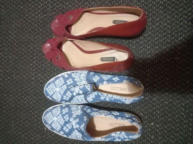 4 sapatos novos/seminovos  - Foto 2