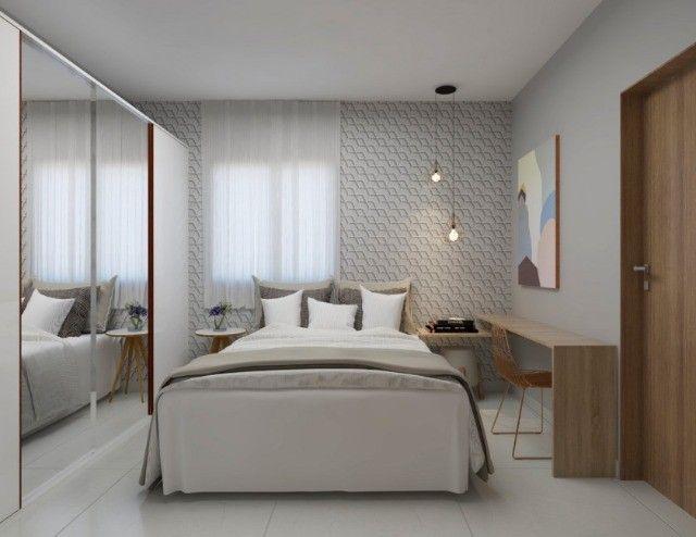 Apartamento no bancários, 02 quartos - Foto 3