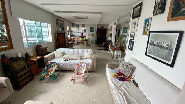 Apto no 395 Place andar alto 202mt² 3 suites no Umarizal + inf >>