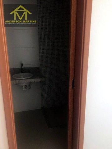 Ref : Brasil 14498 AM Lindo apartamento de 2 quartos - Foto 2