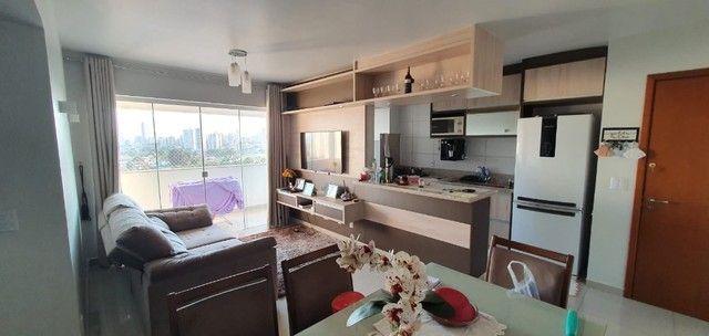 apartamento de 3 qts com escaninho, armários, porcelanato, condomínio reserva da amazônia - Foto 4