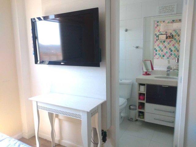 Apartamento à venda com 3 dormitórios em Ponta da praia, Santos cod:212642 - Foto 17
