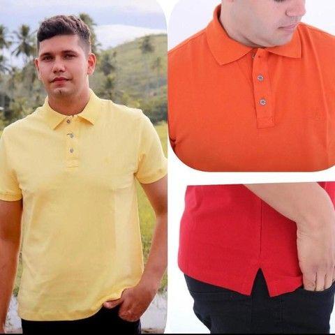 Camisas gola pólo  - Foto 3