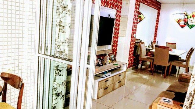Apartamento à venda com 2 dormitórios em Pompéia, Santos cod:212703 - Foto 4