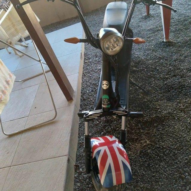 Moto elétrica R$:6.200