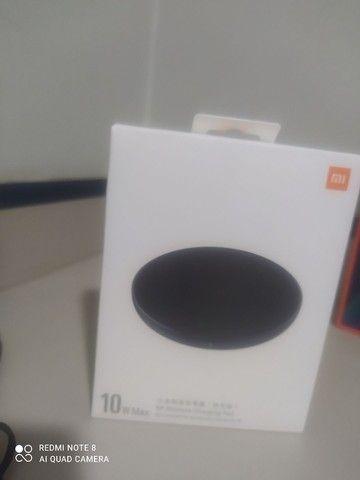 Carregador Sem Fio Xiaomi