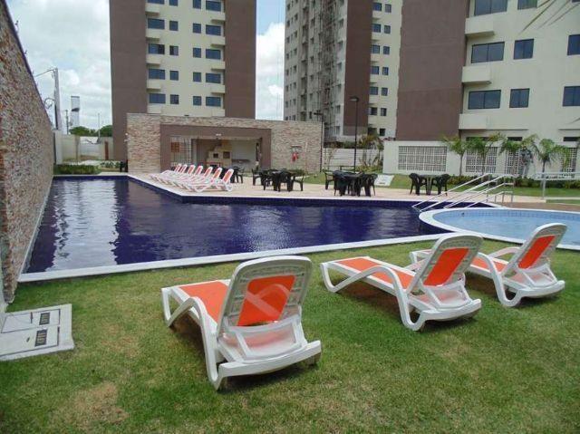 Ecogarden em Ponta Negra - Apartamento mcmv mais próximo da praia na Zona Sul de Natal