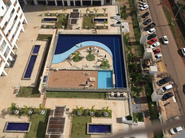 Ótimo Apto Village Brasal 3 Qts frente piscina- Ac. Financiamento