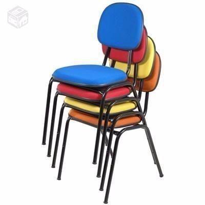 Cadeira 4 pés
