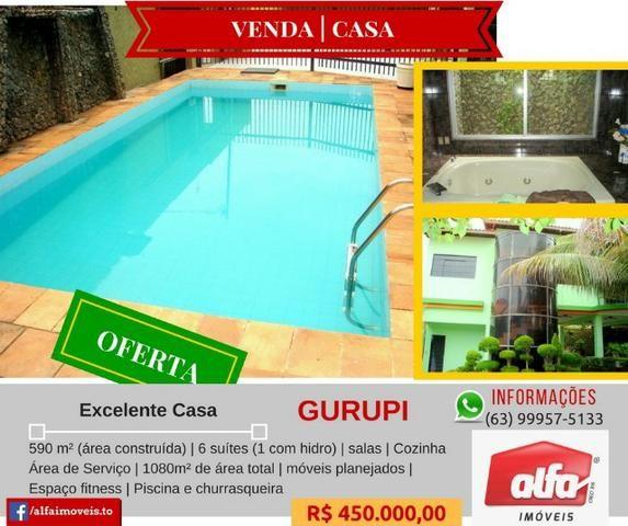 Casa em Gurupi
