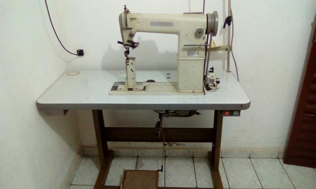 Máquina Industrial de Pesponto