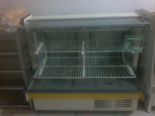 Vendo vitrine de frios