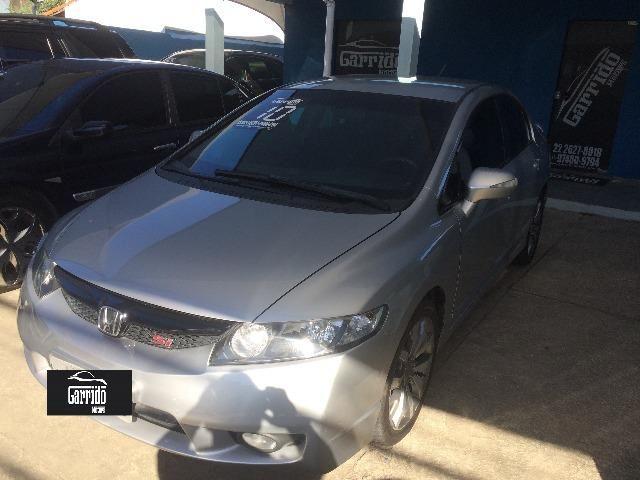 Honda Civic SI Novo!