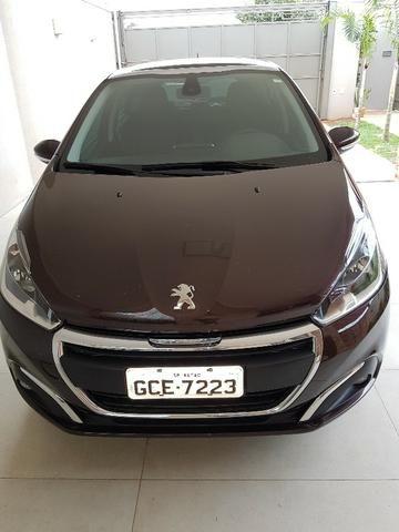 Peugeot 208 Peugeot 208 grif estado de novo ( aceita troca )