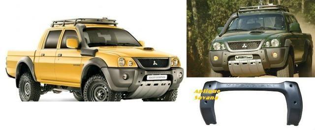 Overbumper L-200 Outdor Savana 2005 Até 2012