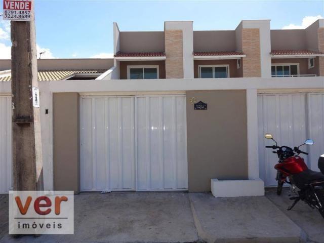 Casa residencial à venda, Residencial Maracanau, Maracanaú.