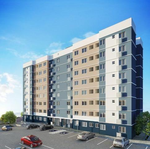 Apartamento no Porto Dantas com elevador - Arvorêdo Residencial