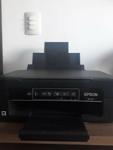 Impressora Epson XP 241 usada