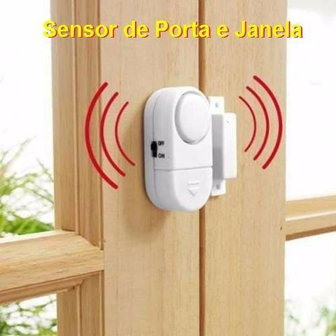 Sensor Porta e Janela