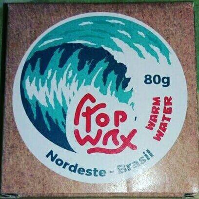 Parafina de surf