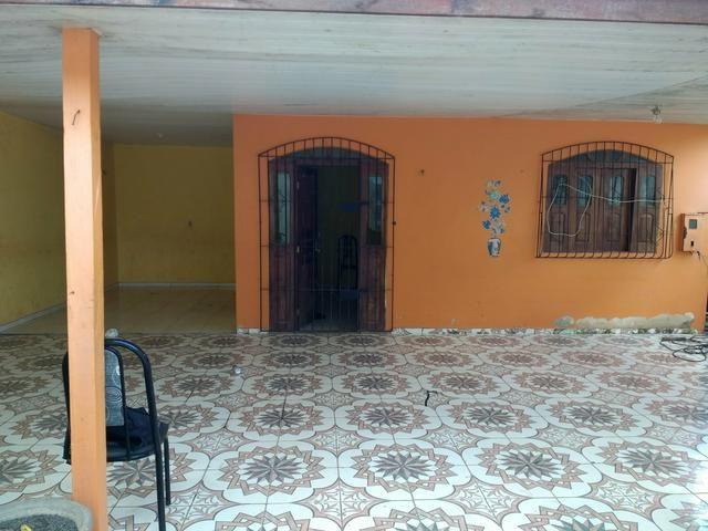 Alugo casa no bairro brasil novo