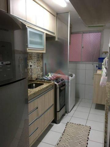 Apartamento à venda, 48 m² por r$ 185.000,00 - parque residencial flamboyant - são josé do - Foto 11