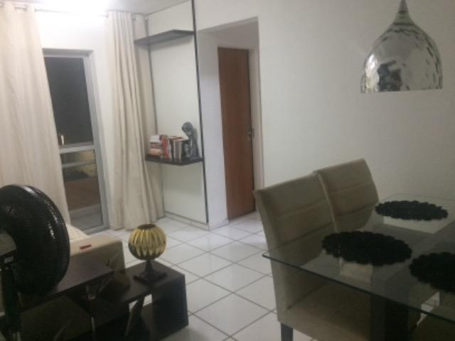 Apartamento em Mossoró/RN, 2 quartos, Residencial Jardins do Planalto