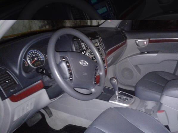 Hyundai Santa Fe GLS 2.7 V6 4x4 Tiptronic 2007