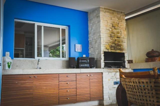 Sobrado Condomínio Horizontal, Jardins Mônaco, 4 suítes, Aparecida de Goiânia, - Foto 9