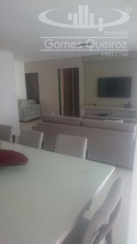 Apartamento residencial à venda, cocó, fortaleza. - Foto 15