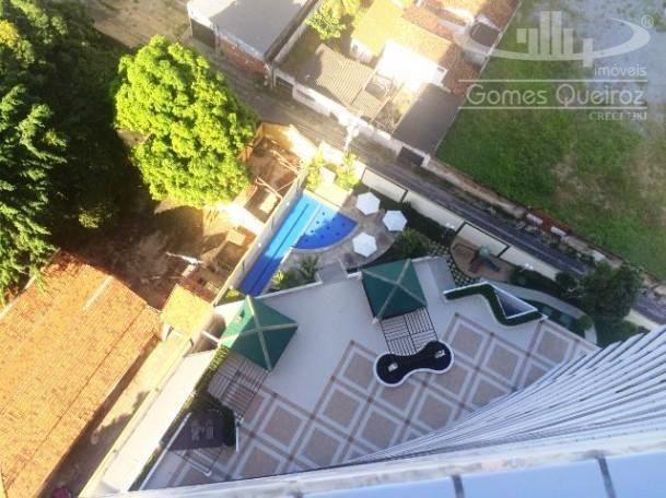 Apartamento residencial à venda, meireles, fortaleza. - Foto 17