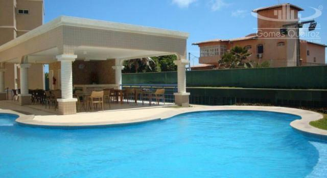 Apartamento residencial à venda, praia do futuro, fortaleza. - Foto 5