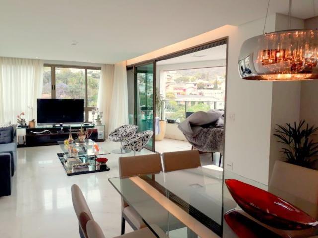 Apartamento 4 quartos à venda, 4 quartos, 4 vagas, serra - belo horizonte/mg