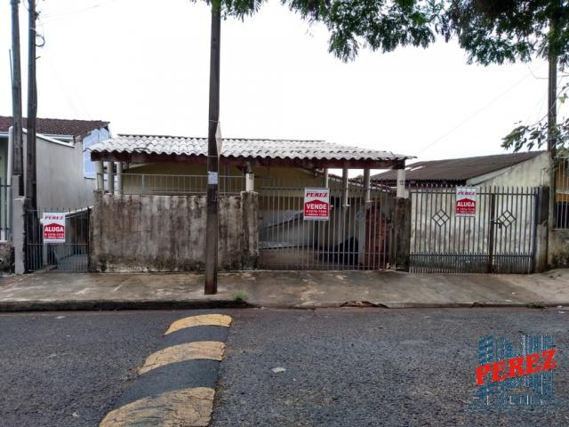 Casa à venda com 2 dormitórios em Paraiso, Londrina cod:13650.4680
