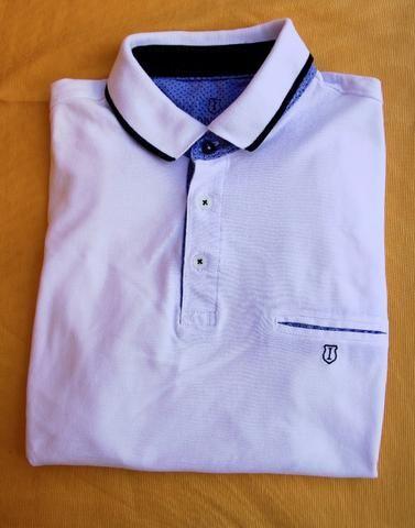 e5bf7b5f0b Camisa polo Individual Dudalina P - Roupas e calçados - Saco Dos ...