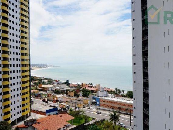 Flat Vista Mar Ponta Negra 235mil