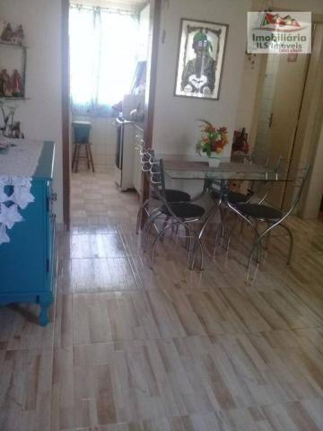 Apartamento com 2 dormitórios à venda por r$ 139.000 - sítio cercado - curitiba/pr - Foto 13