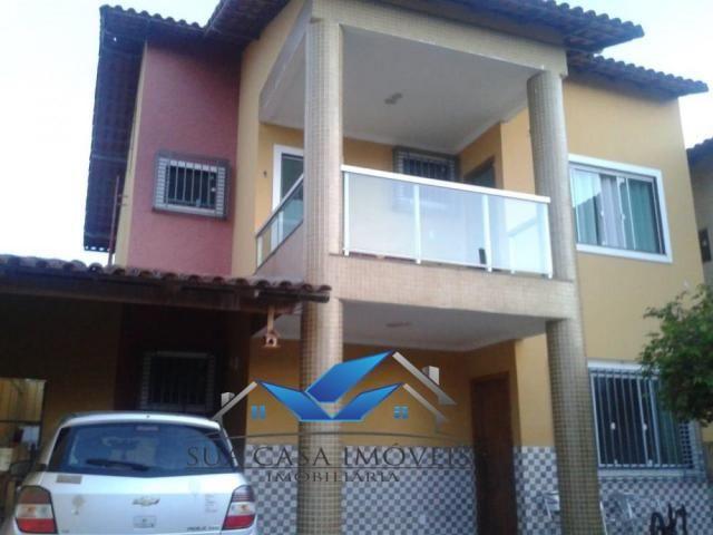 Casa à venda com 3 dormitórios em Morada de laranjeiras, Serra cod:CA172GI - Foto 4