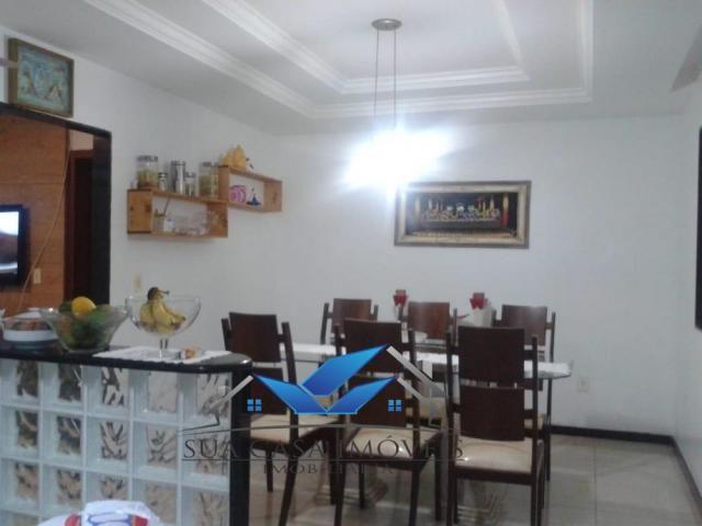 Casa à venda com 3 dormitórios em Morada de laranjeiras, Serra cod:CA172GI - Foto 8