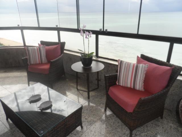 Apartamento com 4 Quartos na Beira Mar de Piedade Lazer Completo - Foto 12
