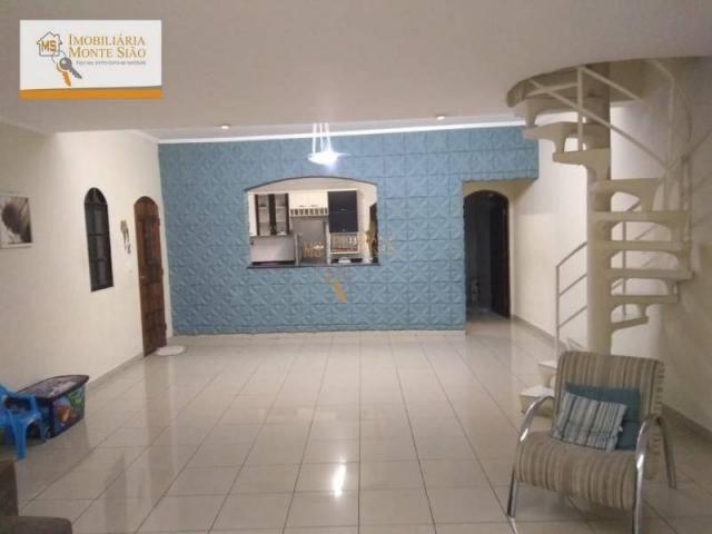 Sobrado Residencial à venda, Vila São João Batista, Guarulhos - . - Foto 13