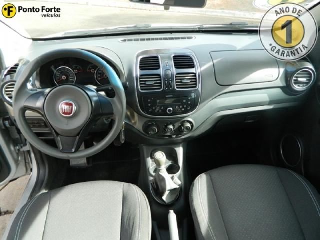 FIAT GRAND SIENA 1.4 MPI ATTRACTIVE 8V FLEX 4P MANUAL. - Foto 8