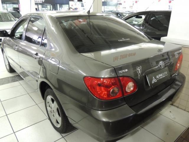 Toyota corolla 2005 1.8 xei 16v gasolina 4p automÁtico - Foto 4